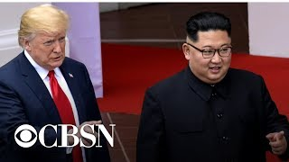 Download Trump and Kim Jong Un to hold summit Wednesday Video