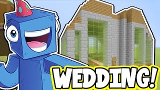 Download Minecraft Xbox - A WEDDING!! - Building Time! [#68] Video