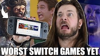 Download 10 WORST NINTENDO SWITCH GAMES SO FAR Video