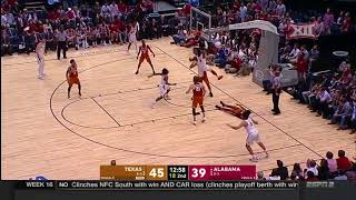 Download Texas vs Alabama Men's Basketball Highlights Video