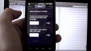 Download Google Music Beta Walk-Through: Android Phone, Tablet and Web Video