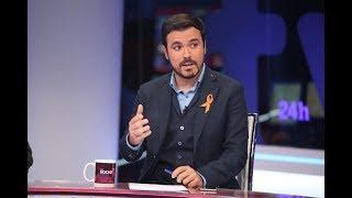 Download Garzón: ″El encarcelamiento del Govern es desproporcionado y cuestionable jurídica y políticamente″ Video