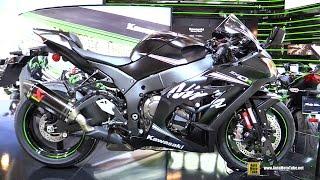 Download 2016 Kawasaki Ninja ZX10R Winter Test Edition - Walkaround - 2015 Salon de la Moto Paris Video