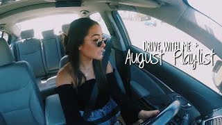 Download Drive with Me + August Playlist! | McKenzie Luskey Video