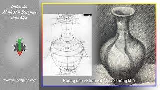 Download Hướng dẫn vẽ tĩnh vật 01 - vẽ không khó Video