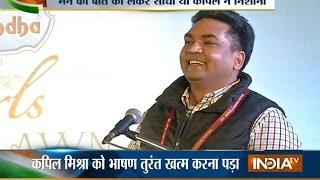 Download Students Chant 'Modi-Modi' in Front of AAP Leader Kapil Mishra at Jaipur Literature Festival Video