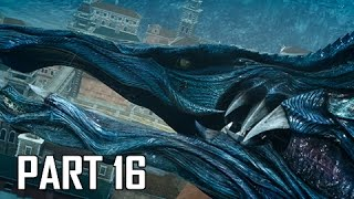 Download Final Fantasy 15 Walkthrough Part 16 - Leviathan (FFXV PS4 Pro Let's Play Commentary) Video