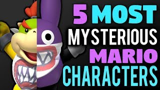 Download 5 Most Mysterious Mario Characters Video