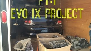 Download Pt: 1 | Evo 9 project | Finding the missing pieces Video