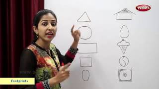 Download CBSE Class 2 Maths | Chapter 6 : Footprints | NCERT | CBSE Syllabus | Basic Shapes, Count The Shapes Video