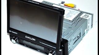 Download Обзор автомагнитолы Cyclon MP7050 GPS. Кино для каждого. Video