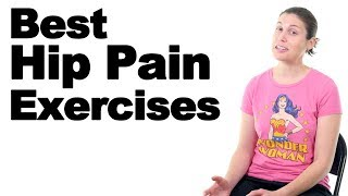 Download 10 Best Hip Strengthening Exercises to Relieve Hip Pain - Ask Doctor Jo Video