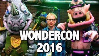 Download Joe Goes To WonderCon 3 Video