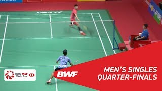Download MS | Anthony Sinisuka GINTING (INA) vs CHEN Long (CHN) [3] | BWF 2018 Video