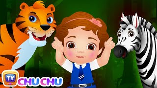 Download Going To the Forest (SINGLE) | Wild Animals for Kids | Original Nursery Rhymes & Songs by ChuChu TV Video