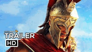 Download ASSASSIN'S CREED ODYSSEY Official Trailer (E3 2018) Game HD Video