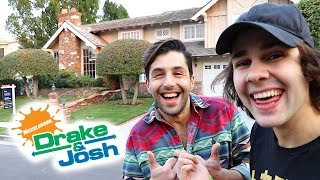 Download SURPRISING JOSH WITH DRAKE AND JOSH HOUSE!! Video