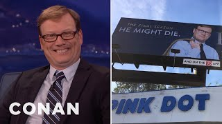 Download Andy Daly On The Things Forrest Will Never Get To ″Review″ - CONAN on TBS Video