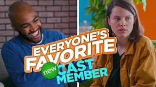 Download Everyone's Favorite New Cast Member Video