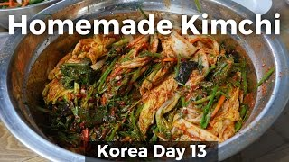 Download Home-Cooked Korean Food: The BEST Kimchi! (Day 13) Video