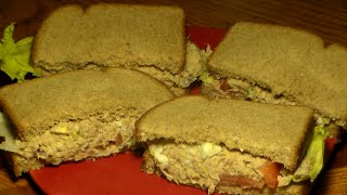 Download How To Make The BEST Tuna Salad Sandwich: Easy Delicious Tuna Fish Recipe Video