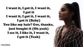 Download Ariana Grande - 7 rings (Lyrics) Video