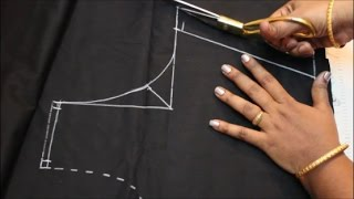 Download Blouse Cutting & Stitching In Tamil (DIY) Video