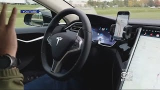 Download Tesla Driver Killed In Crash With Autopilot System Driving Video