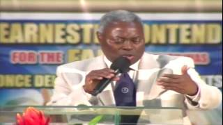 Download THE POWER OF FAITH IN GOD - PASTOR W.F. KUMUYI Video