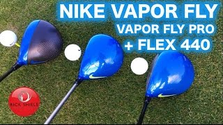 Download NEW NIKE VAPOR FLY DRIVERS & FLEX 440 DRIVER Video