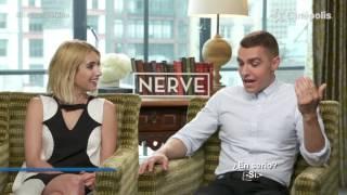 Download Entrevista con Emma Roberts y Dave Franco, protagonistas de Un juego Sin Reglas: Nerve Video
