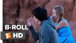 Download The Space Between Us B-ROLL (2017) - Britt Robertson Movie Video
