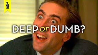 Download NICOLAS CAGE's Acting: Is It Deep or Dumb? – Wisecrack Edition Video