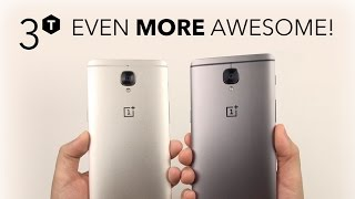 Download OnePlus 3T Review: Even More Awesome! Video