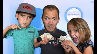 Download IF KIDS WERE IN CHARGE! dad can't say NO for 24 HOURS! Video