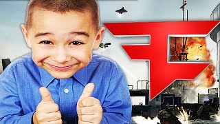 Download 10 YEAR OLD RECRUITED INTO FaZe Clan! (Call of Duty Trolling) Video