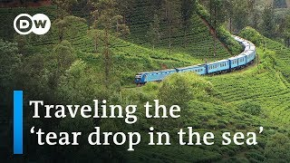 Download By train across Sri Lanka | DW Documentary Video