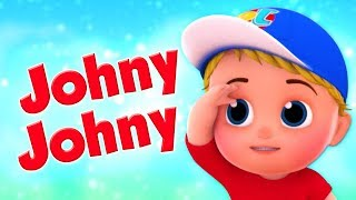 Download Johny Johny Yes Papa | Nursery Rhymes and Songs for Babies - Junior Squad Video