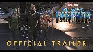 Download Marvel's Black Panther | Official Trailer Video