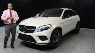 Download 2017 Mercedes-Benz designo Diamond White Metallic GLE AMG GLE43 from Mercedes Benz of Scottsdale Video