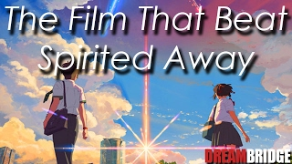 Download The Film That Beat Spirited Away - Your Name Video Review Video