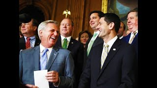 Download Republicans Finalize Their 'F*ck Everyone Who Isn't Rich' Tax Bill Video