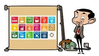 Download Mr Bean & The Global Goals Video