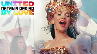 Download Natalia Oreiro - United by love (Rusia 2018) [Video Oficial] Video