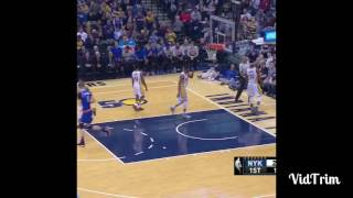Download Joakim Noah airballs free throw vs Pacers 1/23/17 Video