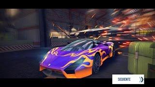 Download Asphalt 8, new update, best car decals, all S class cars racing Video