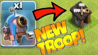 New builder Hut look😍😍|June update leaks|Coc update Free