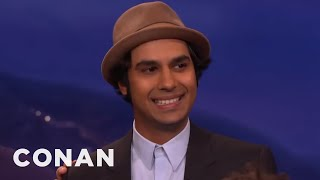 Download The Cast Of ″The Big Bang Theory″ Loves To Rag On Kunal Nayyar - CONAN on TBS Video