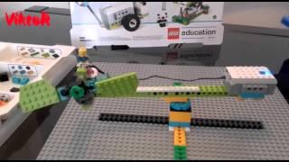 Download Lego WeDo 2.0 Airplane El avión de VIKTOR Video