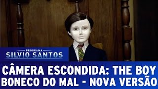 Download Câmera Escondida (08/05/16) - The Boy / Boneco do Mal - Nova versão Video